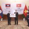 Vietnam supporting Laos in pandemic fight