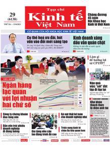 Tạp chí Kinh tế Việt Nam số 29