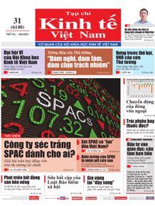 Tạp chí Kinh tế Việt Nam số 31