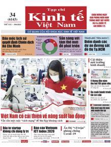 Tạp chí Kinh tế Việt Nam số 34