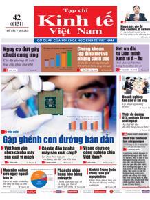 Tạp chí Kinh tế Việt Nam số 42