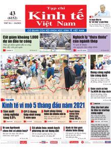 Tạp chí Kinh tế Việt Nam số 43