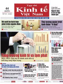 Tạp chí Kinh tế Việt Nam số 44