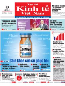Tạp chí Kinh tế Việt Nam số 45