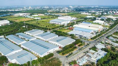 10 tháng 2020: Khu công nghiệp, khu kinh tế thu hút 8,3 tỷ USD vốn FDI