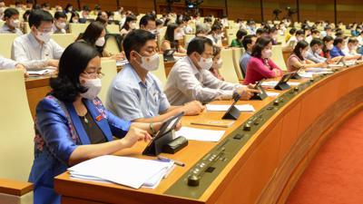 Quốc hội rút 3 ngày làm việc để lãnh đạo địa phương về chỉ đạo phòng chống dịch