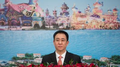 """""""Bom nợ"""" ở Evergrande, tập đoàn địa ốc """"quá lớn để đổ vỡ"""" của Trung Quốc"""