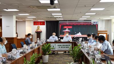 Phó Bí thư Phan Văn Mãi: Vấn đề của TP.HCM hiện nay là F0 nặng, tử vong