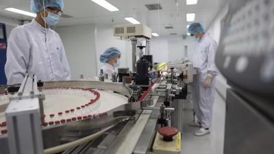 Việt Nam sản xuất thành công lô vaccine Sputnik V đầu tiên