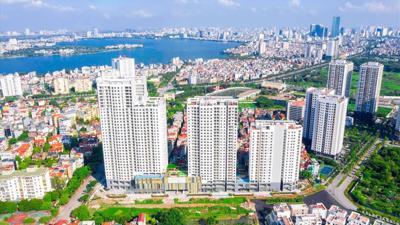 """Ngân hàng Nhà nước """"rung chuông"""" kiểm soát chặt tín dụng bất động sản"""