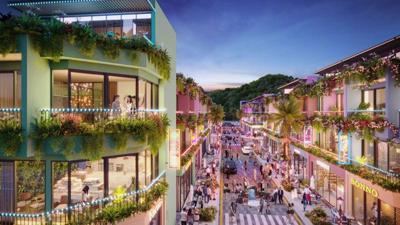 Flamingo begins building pedestrian mall in Thanh Hoa complex