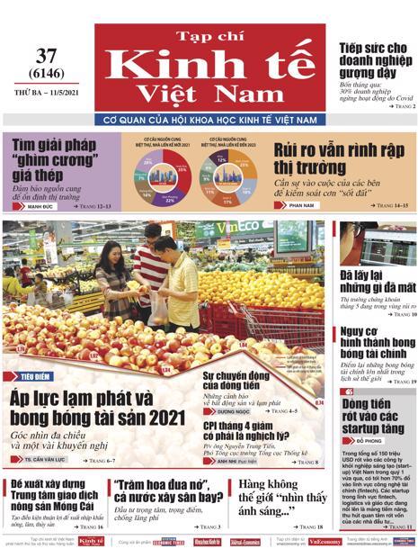 Tạp chí Kinh tế Việt Nam số 37