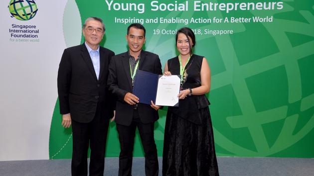 Cơ hội tham gia chương trình doanh nhân xã hội trẻ toàn cầu 2021