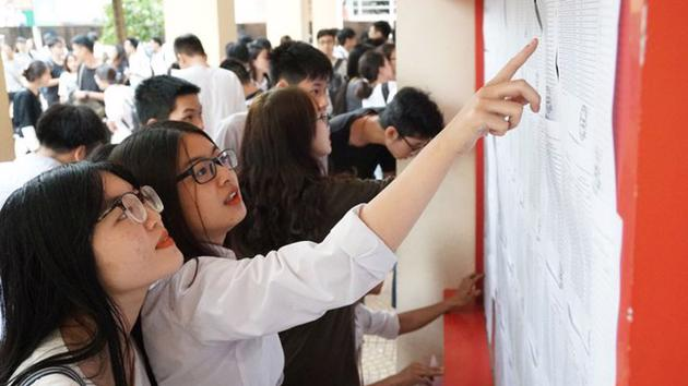 Không hạn chế số lượng nguyện vọng xét tuyển đại học
