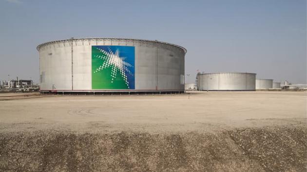 Hãng dầu lửa khổng lồ vùng Vịnh lãi gần 22 tỷ USD trong một quý