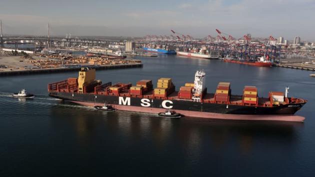 Thâm hụt thương mại của Mỹ lại lập kỷ lục mới