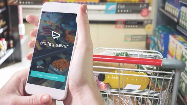 Xu hướng tiêu dùng thay đổi, đơn hàng mua sắm di động tăng vọt