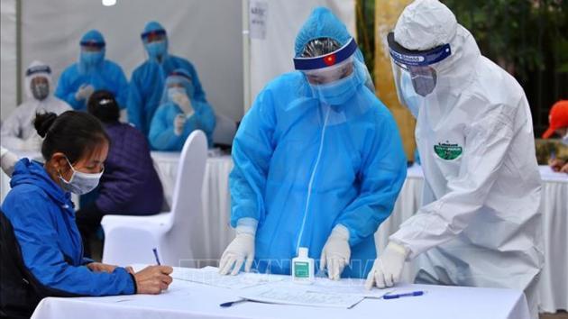 Hơn 8.000 doanh nghiệp tại Vĩnh Phúc thực hiện bắt buộc khai báo y tế