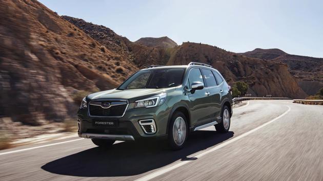Giá xe Subaru Forester giảm mạnh