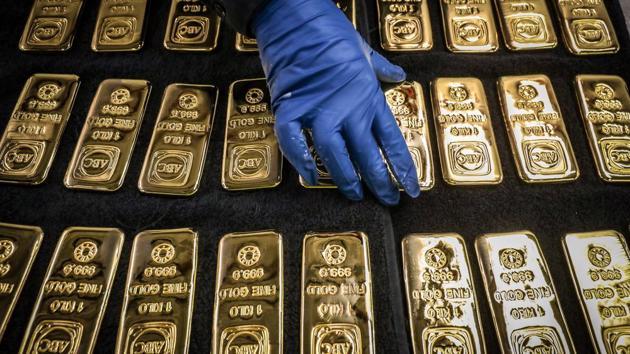 Giá vàng thế giới tăng vọt qua ngưỡng 1.800 USD/oz, cao nhất từ tháng 2