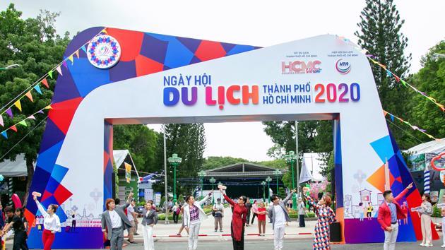 Hoãn tổ chức Ngày hội Du lịch Tp.HCM do Covid-19