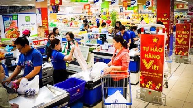 """Trên 90% hàng Việt """"phủ sóng""""trên các kệ phân phối hiện đại"""