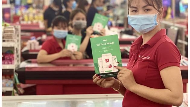 """Mô hình """"nhận lương theo ngày"""" sẽ phổ biến tại Việt Nam?"""