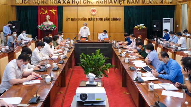 Bắc Giang: Ổ dịch tại công ty Hosiden Việt Nam lây lan rất nhanh