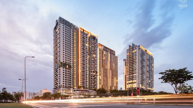 Thị trường bất động sản Việt Nam tăng trưởng ổn định