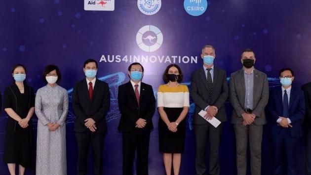 Thêm 3,5 triệu đô la Úc thúc đẩy đổi mới sáng tạo Việt Nam