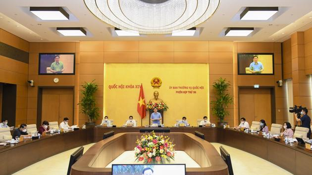 Thường vụ Quốc hội cho ý kiến phương án tài chính cho PVN trong vụ Lọc hóa dầu Nghi Sơn
