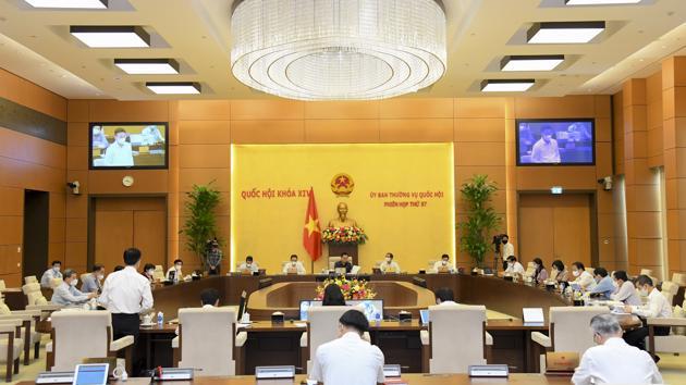Quốc hội khóa XV dành 5 ngày cho công tác nhân sự tại kỳ họp đầu tiên