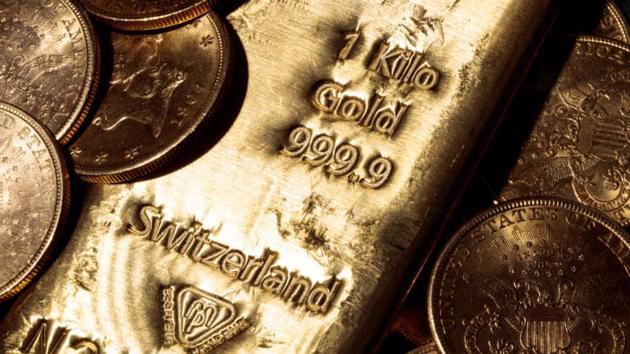 Giá vàng trượt sâu trước cuộc họp của Fed