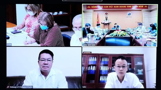 CuBa sẵn sàng mở thêm xưởng sản xuất vaccine phòng Covid-19 đáp ứng nhu cầu của Việt Nam