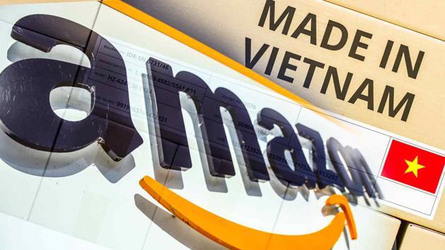 """Cạnh tranh với Alibaba, Amazon đẩy mạnh chiến lược """"hút"""" nhà cung cấp Việt Nam"""