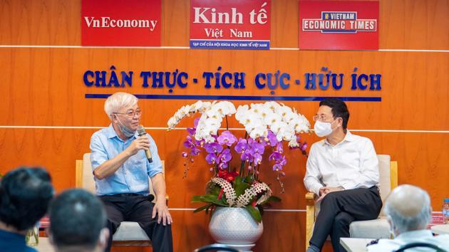 """Bộ trưởng Nguyễn Mạnh Hùng: """"Trước khi được giao trọng trách, luôn là sự thử thách"""""""