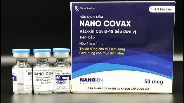 Việt Nam dự kiến sản xuất 100 triệu liều vaccine Nano Covax năm 2022