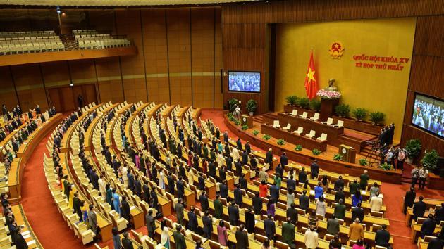 Kỳ họp thứ nhất Quốc hội khóa XV: 9 ngày làm việc và 29 nghị quyết được thông qua
