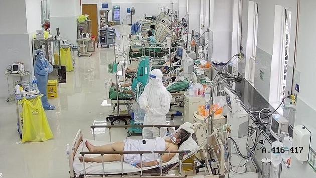 Dịch diễn biến phức tạp, Đồng Nai tăng bệnh viện dã chiến