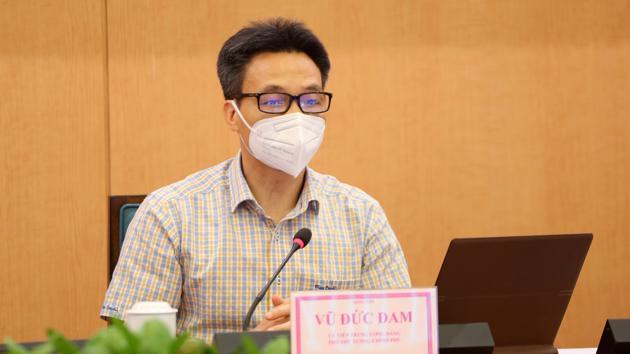 Phó Thủ tướng Vũ Đức Đam: Hà Nội cần chuẩn bị cho tình huống xấu hơn