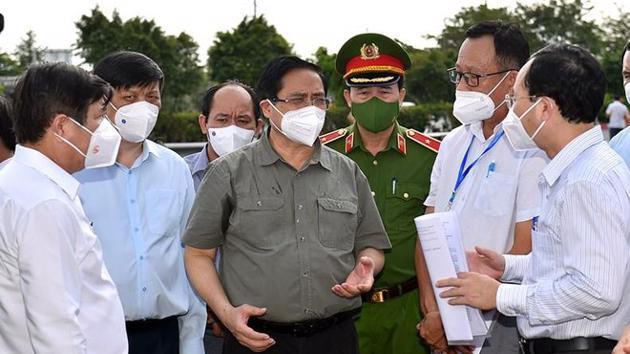 Thủ tướng phân công nhiệm vụ cụ thể trong chỉ đạo phòng, chống dịch Covid-19