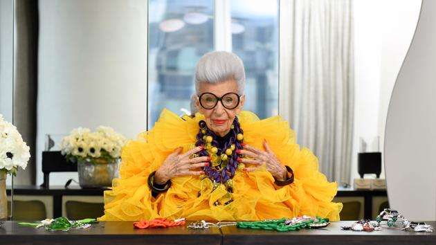 H&Mhợp tác với ngôi sao thời trang 100 tuổi Iris Apfel, kết quả sẽ là gì?