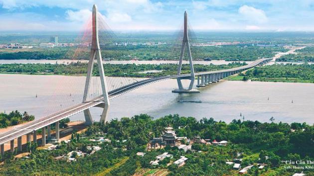 Can Tho proposes building O Mon Bridge