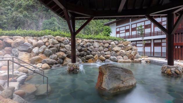 100-ha hot mineral urban resort for Thanh Hoa