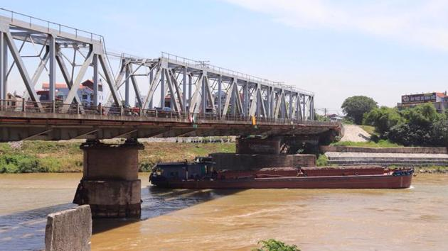 Upgrade of Duong River on way