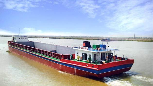 Waterway transport costs to Cambodia cut significantly