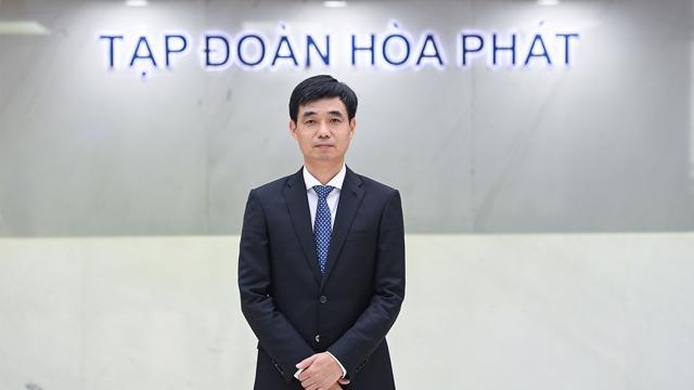 Tập đoàn Hoà Phát bổ nhiệm Tổng giám đốc mới