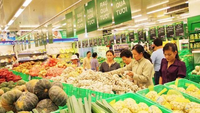 Giá lương thực, thực phẩm giảm kéo CPI tháng 4 giảm 0,04%