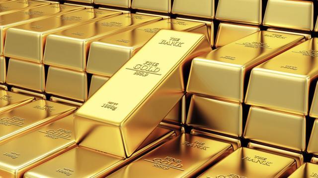 Giá vàng thế giới tăng bùng nổ, trong nước chậm nhịp - giá vàng
