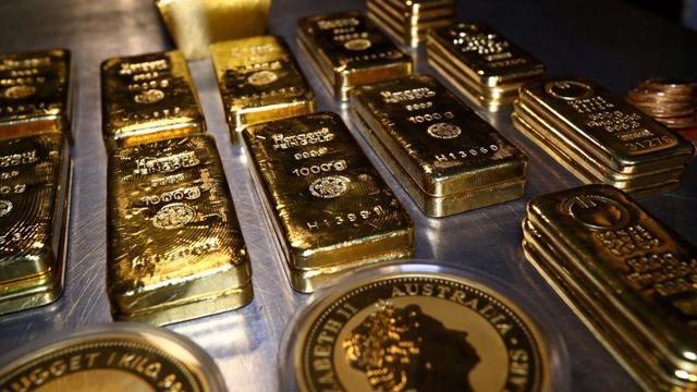 Vàng giảm theo thế giới, bốc hơi gần 200.000 đồng/lượng - giá vàng